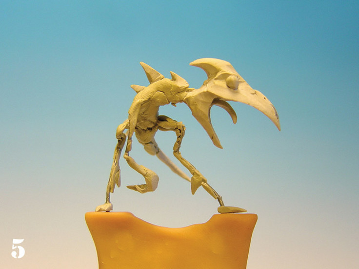 Yes! it IS easy to sculpt a monster! | Miniature Studio